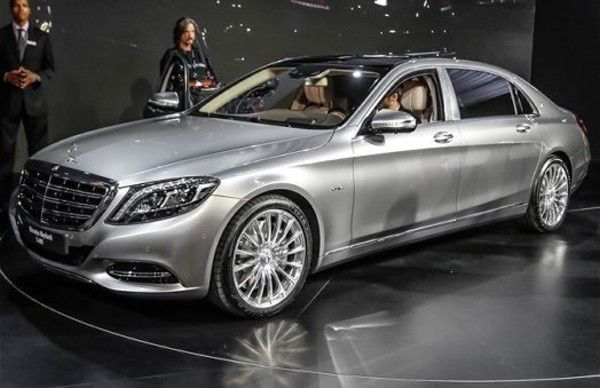 The All New Mercedes Maybach S600 Price Announced Luxury To Cost