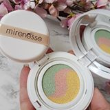 How gorgeous is this colour correcting cushion primer from Mirenesse! It gives the most flawless base for the best makeup days and leaves your skin feeling super smooth!! ❤  #mirenesse #mirenessecosmetics #primer #colourcorrection #flawless #perfectmakeup #makeupflatlay #lipstickluck