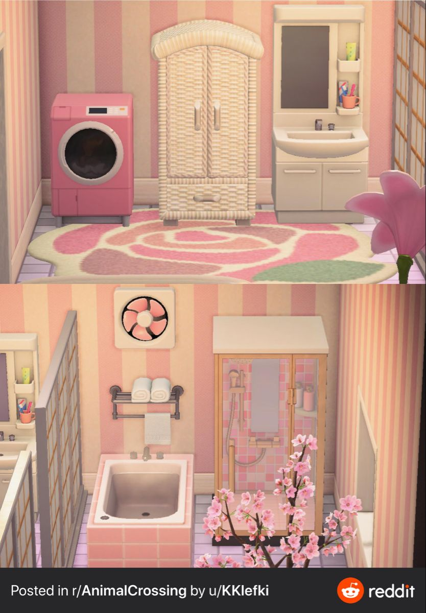 Pink Bathroom Animal Crossing Funny Animal Crossing Wild World Animal Crossing Game