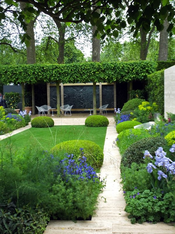 The #Telegraph #Garden #Chelsea #2014