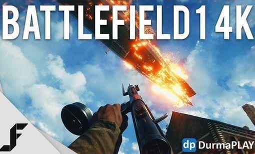Battlefield 1 In Muazzam 4k Oynanis Videosu Warframe