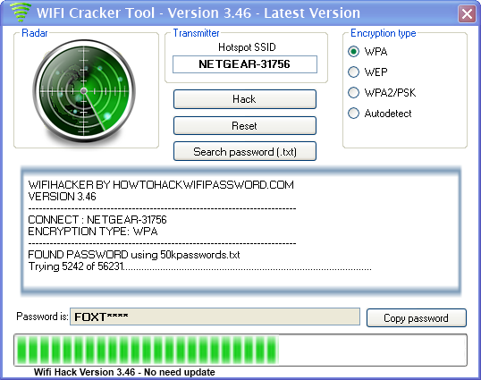 wifi password hacking software for windows 7 free download