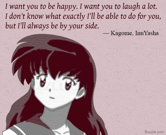 Incredible These Are The Best Anime Quotes Of All Time Inuyasha