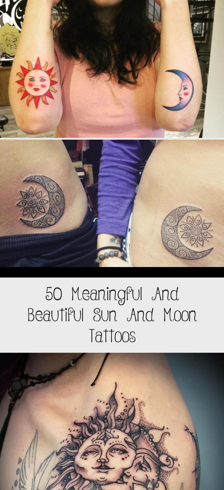 Ornamental Sun And Moon Tattoo Ideas C Eloise Entraigues Thighta Ornamental Sun And Moon Tattoo Ideas C Eloise Tattoos Moon Tattoo Unusual Tattoo