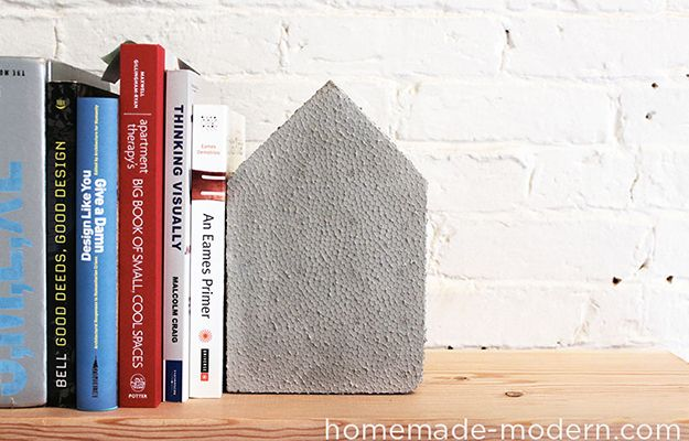 Diy Concrete Crafts Concrete Crafts Diy Furniture Decor Homemade Modern