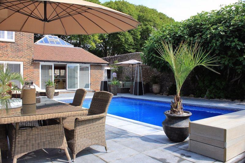 Large Garden Design project in Eastbourne - Eastbourne ...