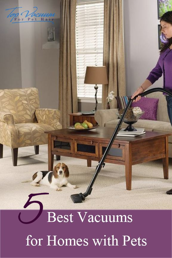 5 best vacuums for homes with pets - Best Vacuum For Furniture