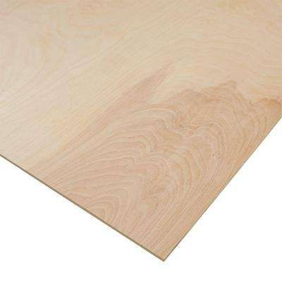 1 4 In X 4 Ft X 8 Ft Purebond Birch Plywood In 2020 Birch Plywood Plywood Wall Paneling Plywood