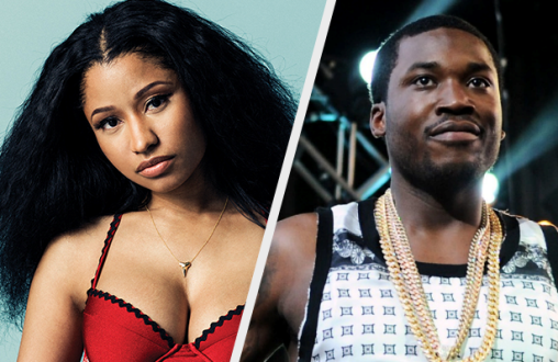 Trouble in paradise for Nicki Minaj and Meek Mill? | AYODEJI'S BLOG