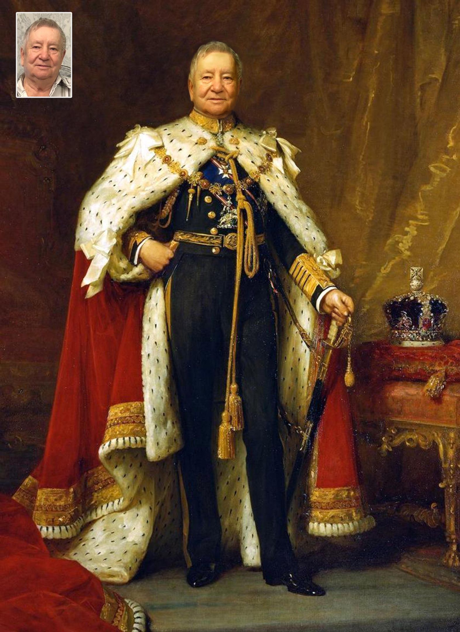 who was king of england in 1776 by Corina Zertuche
