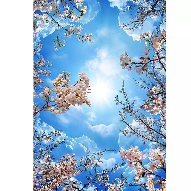 Интернет-магазин Романтические голубые небесные белые ...