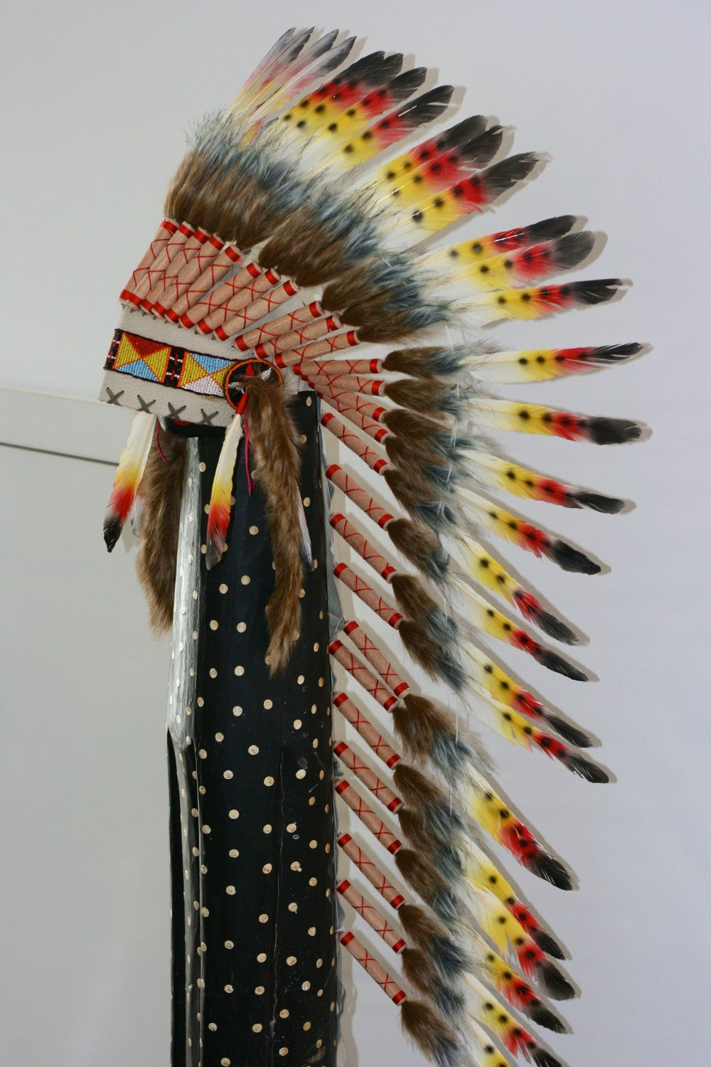 indian headdress- I'm always on the hunt for the perfect ...