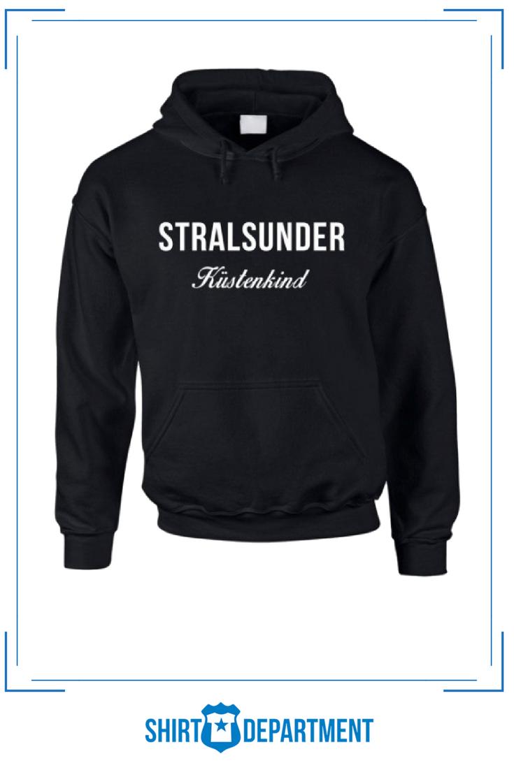 online store c0062 e50b8 Hoodie Stralsunder Küstenkind   Küstenkinder lieben das Meer ...