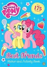 Best Friends Sticker and Activity Book - Kirjat - CDON.COM