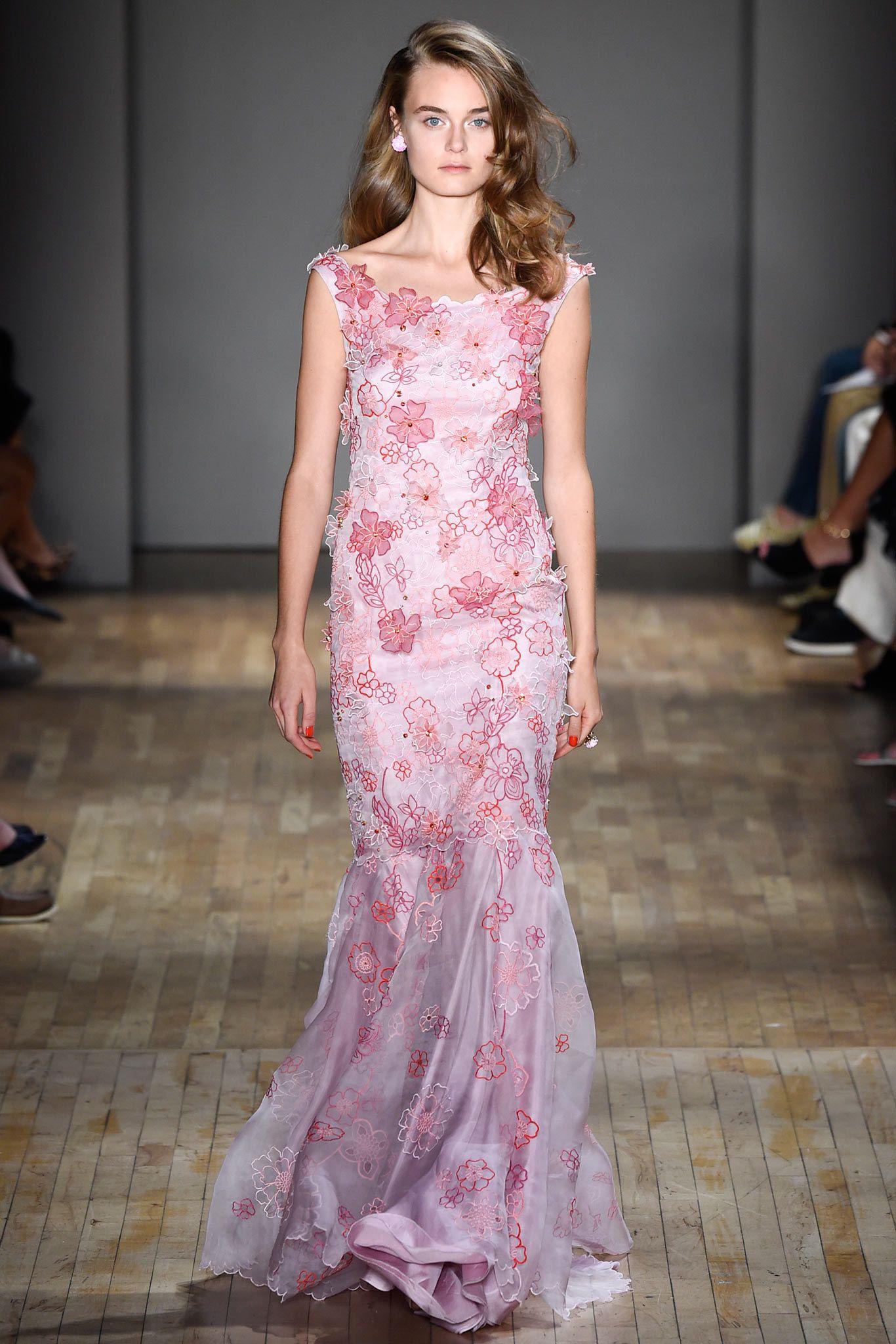 Jenny Packham Spring 2015 Ready-to-Wear Fashion Show | vestidos ...