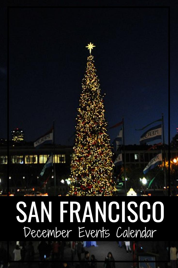Christmas Shows In San Francisco 2020 Fun calendar of fun events in San Francisco including the SF