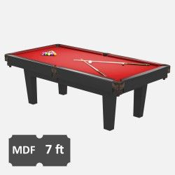 Pool Table Prime 7ft Pool Table Dining Table Table Pool Table