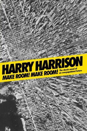 'Make Room! Make Room!' by Harry Harrison | TheCelebrityCafe.com
