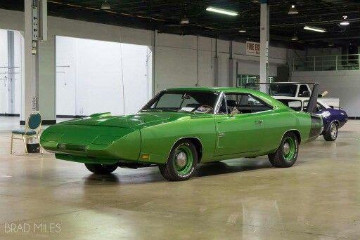 1 Of 2 In Spring Green Metallic   | DG' S MIGHTY MOPARS | Dodge