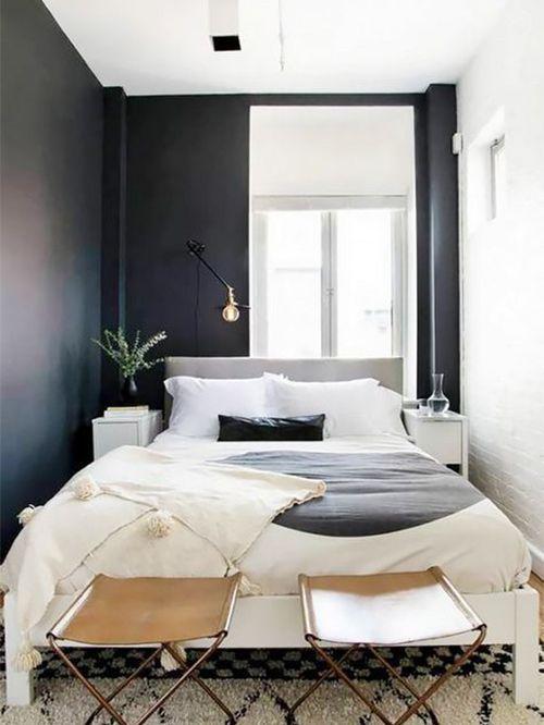 Cu les son los colores perfectos para pintar habitaciones for Colores para recamaras pequenas