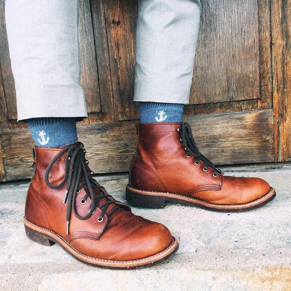 Chippewa Aldrich Boot - Tan | Boots