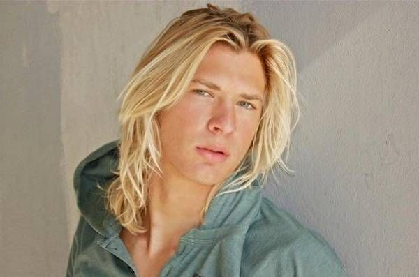 Superb Blonde Hair Thunder And Hairstyles On Pinterest Hairstyles For Men Maxibearus