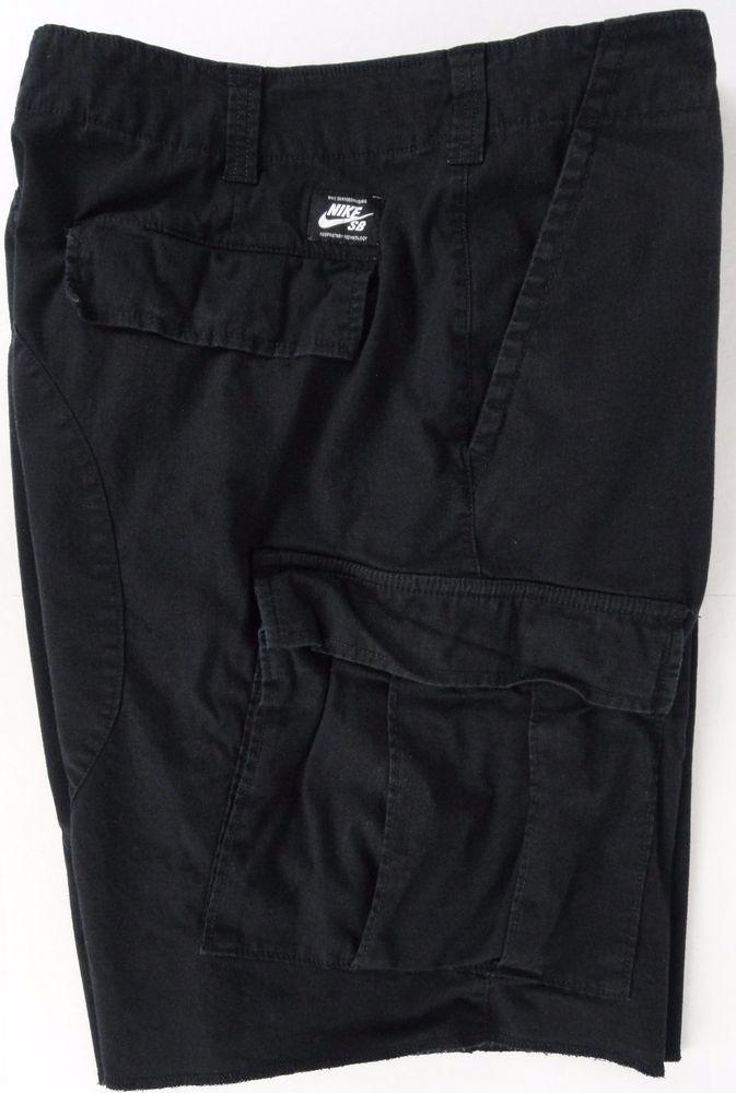 Nike SB Hawthorne Cargo Shorts Mens 38