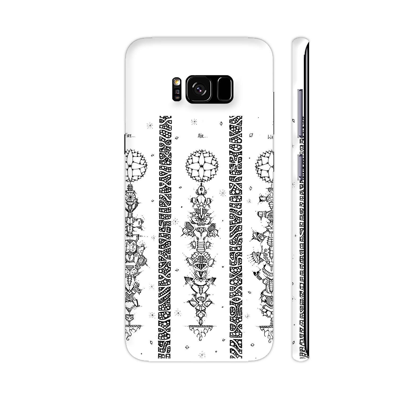 Elements Samsung Galaxy S8+ Cover Artist Avneeth
