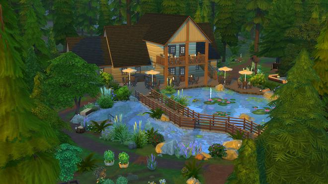 Sims 3 Aquarium Bauen