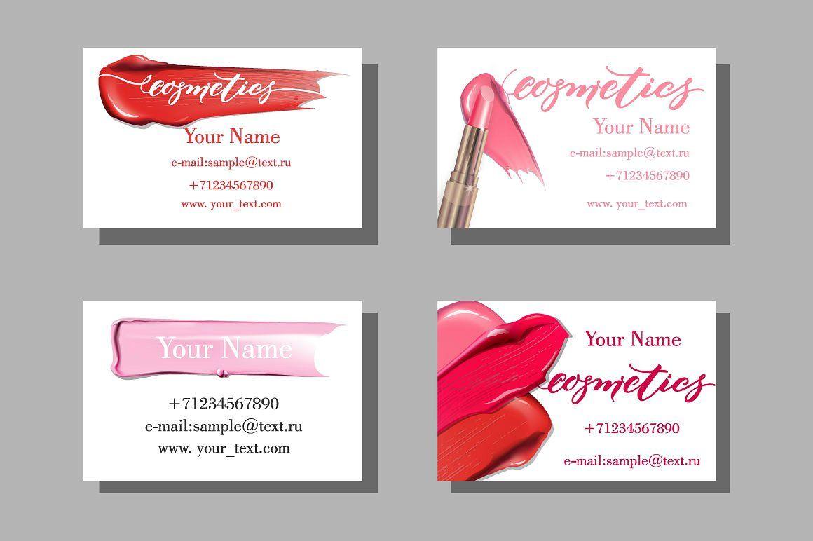 Templates Makeup Business Card Makeup Business Cards Makeup Artist Business Cards Artist Business Cards