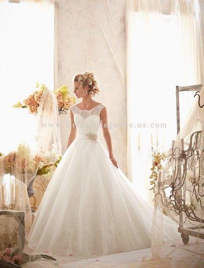 Style #2607 - Bridal Elegance
