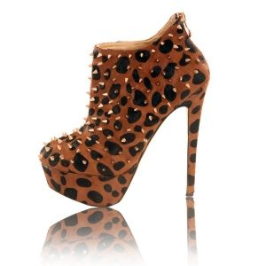 SPIKES AND CHEETAH oh my gosh I'm in heaven