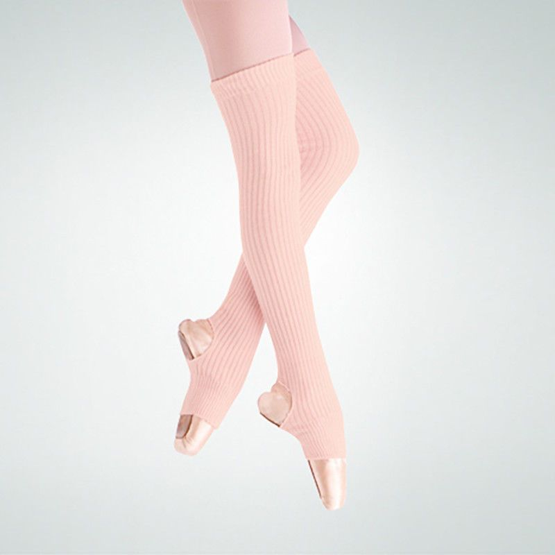 e6dc4c33e6d6e Leg Warmers 163139: New 36 Stirrup Leg Warmers Theatrical Pink 94 Body  Wrappers -> BUY IT NOW ONLY: $10.49 on #eBay #warmers #stirrup #theatrical # wrappers