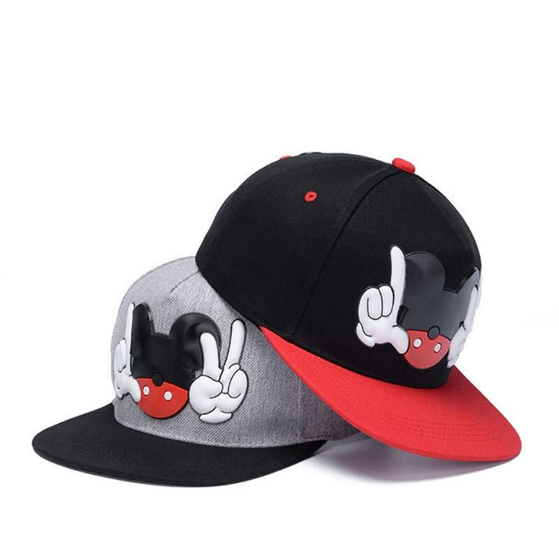 Click To Buy U003cu003c 2017 New Brand Summer Cartoon Scissors Hand Baseball Cap
