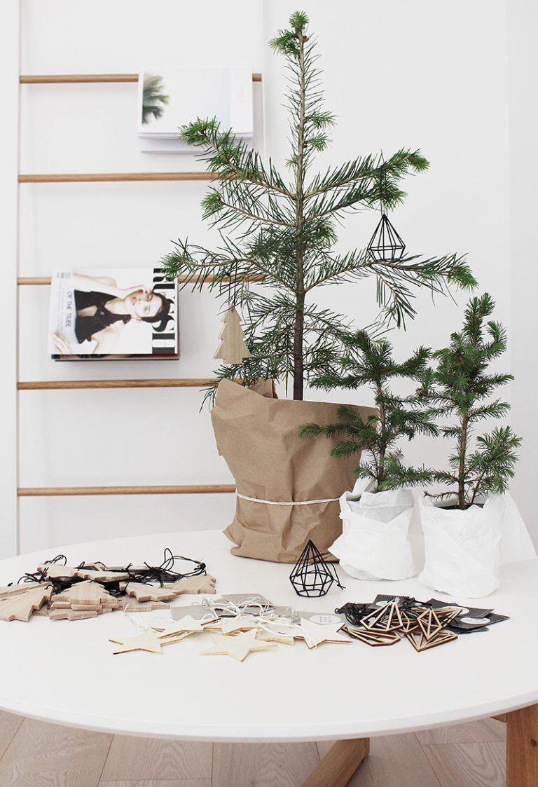 Scandinavian Christmas Inspiration #kerstboomversieringen2019