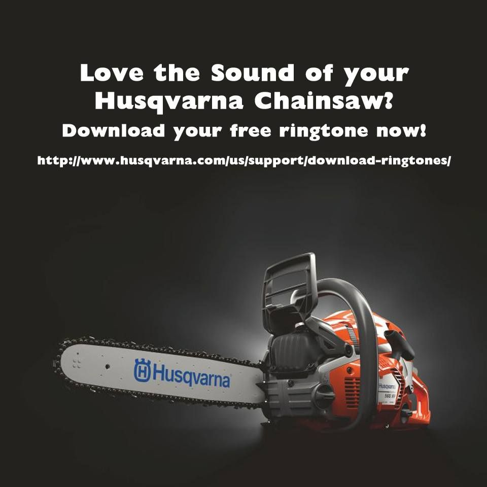 Chainsaw ringtones download it at httphusqvarnaus chainsaw ringtones download it at httphusqvarna greentooth Choice Image