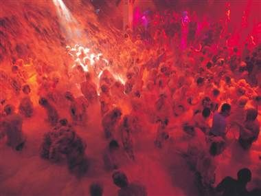 'Foam parties' bubble over with hidden hazards - TODAY Health