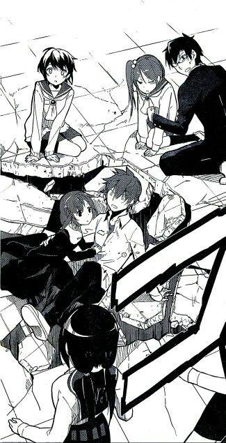 corpse party #mangacap #manga
