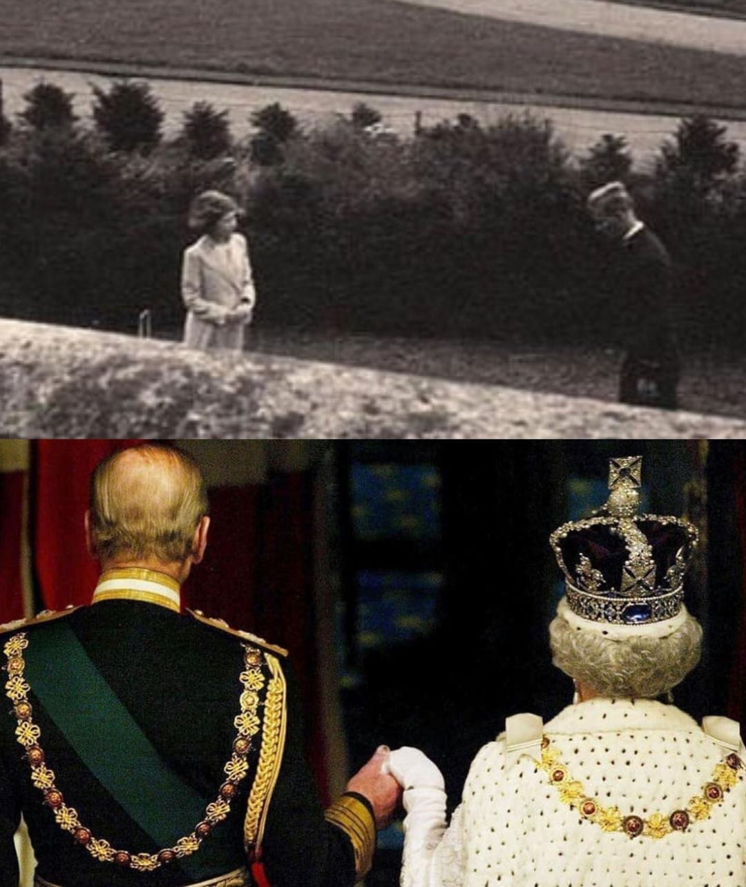The Hellenic Royal Family On Instagram Part Ii Today At The Age Of 94 Hm Queen Elizabeth Ii Becomes The W In 2021 Queen Elizabeth Ii Prince Philip Elizabeth Ii