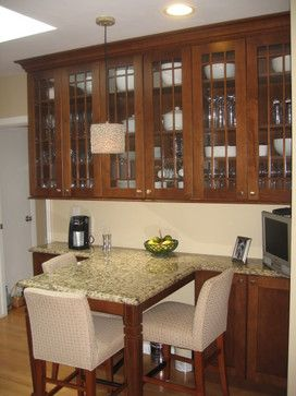 "Kitchen Island Against Wall breakfast bar against wall | garden city small ""dine in"" kitchen"