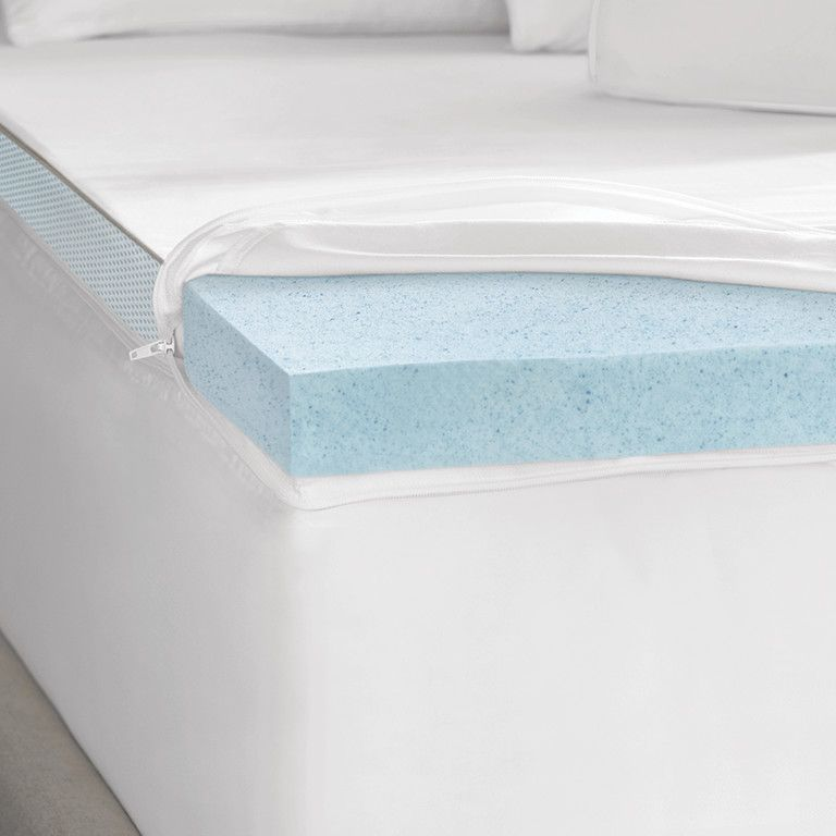 Cooling Mattress Topper: CoolFit Gel Foam Layer | Sleep Number