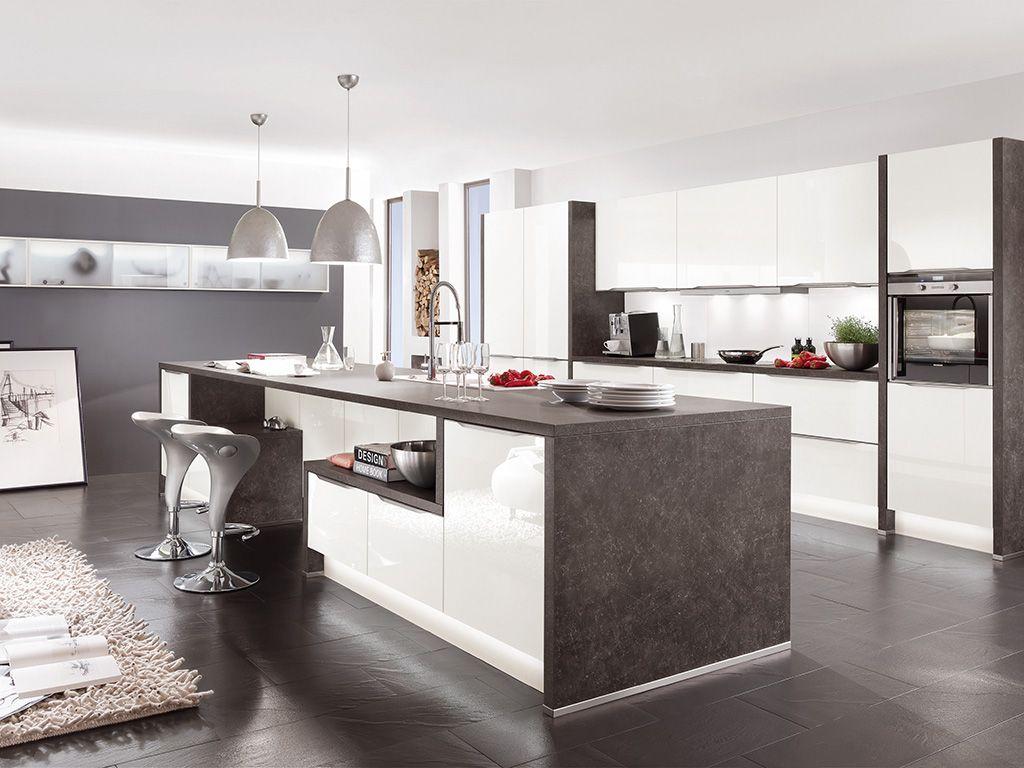 nobilia Küchen - kitchens - nobilia | Produkte | bilder | Pinterest ...