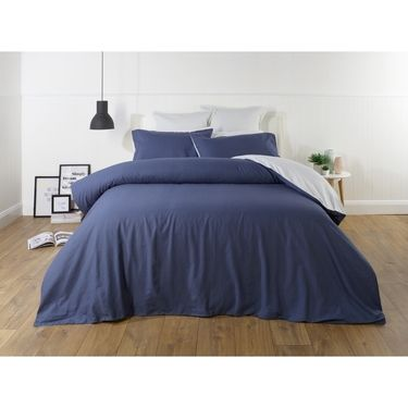 Spotlight Koo Loft Quilt Cover Set Denim Double Spotlight New Zealand Quilt Cover Sets Quilt Cover Single Size Bed