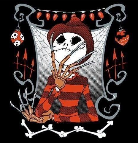 Jack as Freddy