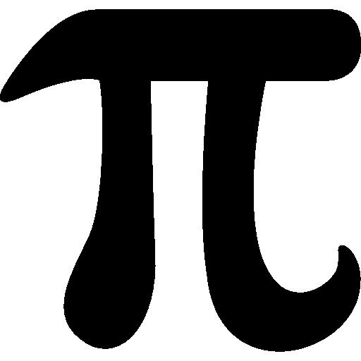 Pi Mathematical Constant Symbol Free Vector Icons Designed By Freepik Free Icons Pi Symbol Pi Math Art