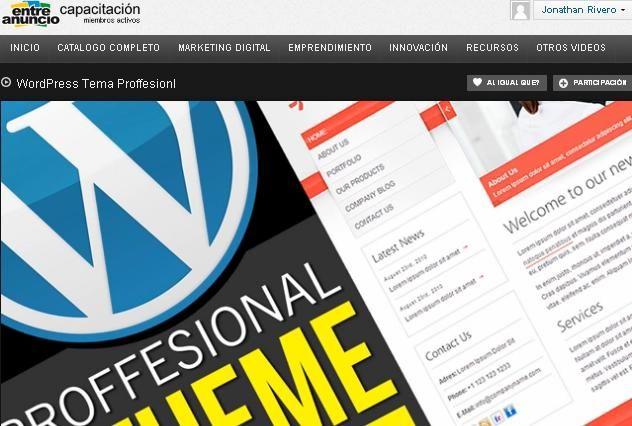 Aprende que es WordPress, como se instala, se personaliza y se ...