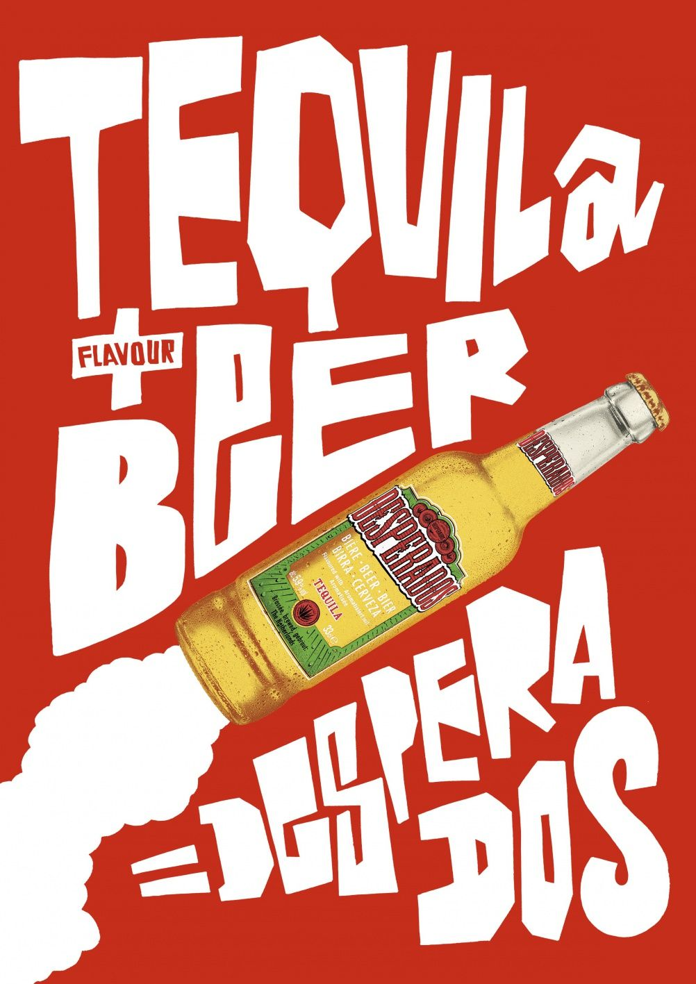 Way Of The Desperados Campaign By Wieden Kennedy Amsterdam Desperado Beer Beer Advertising Beer Ad