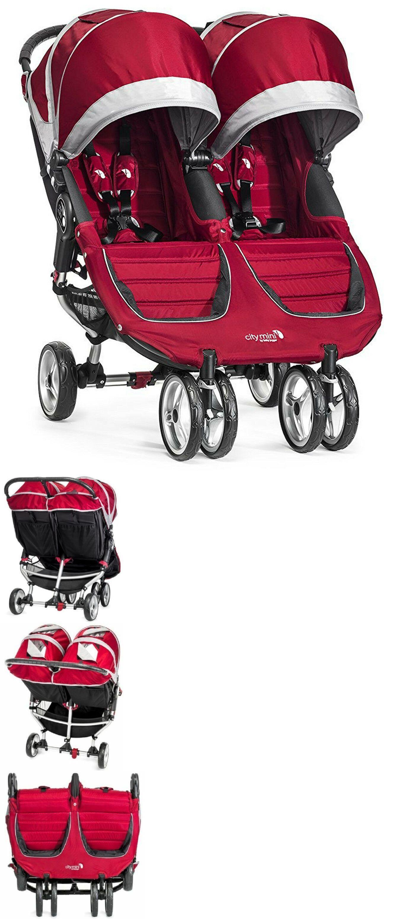 19+ City stroller mini double info