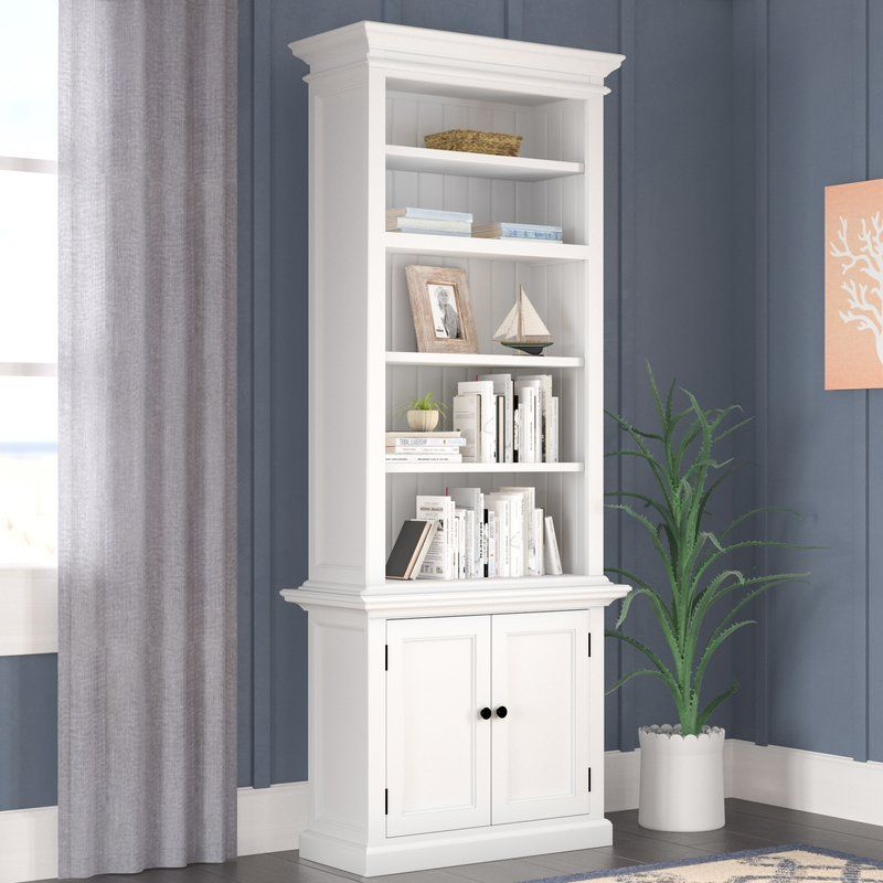 Amityville Standard Bookcase Bookcase Shabby Chic Bedrooms