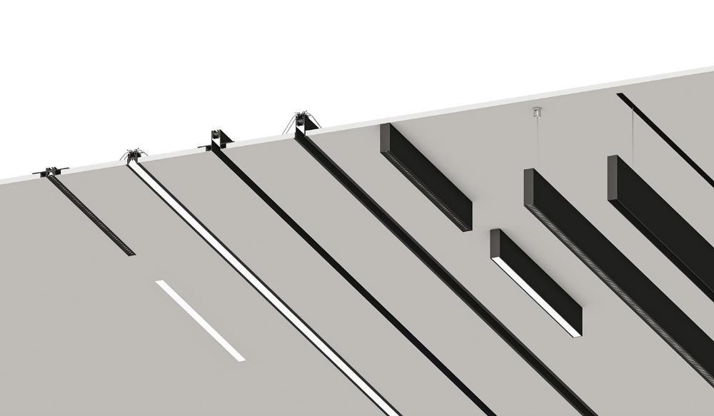 Reggiani Reinvents Linear Lighting Discover The Traceline Range Luminaire Dossier